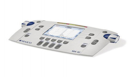 Maico MA42 Audiometer by Claritone Hearing Aid Center