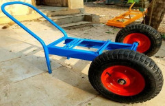 Manual Trolley for HTP by Laxmi Agro Agencies