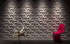 MDF Wall Panel by Designo Crafts & Creations