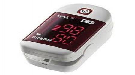 Medquip Fingertip Pulse Oximeter by Sun Distributors