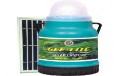 Micro Controller Solar Lantern by Solar World Nagaland
