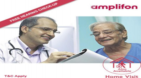 Middle Ear Analysis Using Tympanometry Relaxometry Services by Amplifon India Private Limited