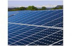 Mono Crystalline Solar Panel by Siva Power System