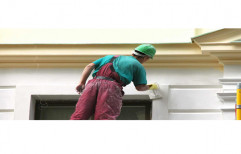 Painting Works by S. R. Ceiling Solution & Interiors
