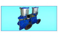 Pneumatic Pinch Valve by Jay Ambe Engineering Co.