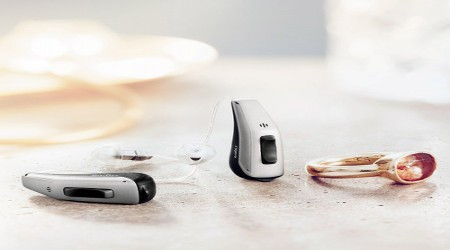 Pure 13 Nx. Hearing Aids 32 channel 5 nx by S. R. Diagnostic