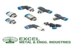Push In Fitting by Excel Metal & Engg Industries
