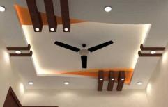 PVC False Ceiling Services by S L Interior LLP.