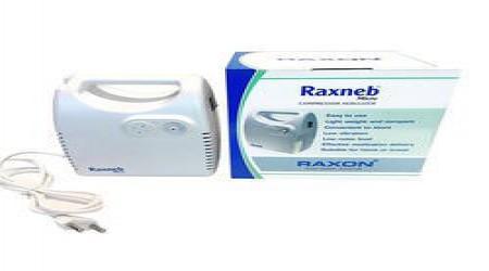 Raxneb Nebulizer Machine by Mangalam Surgical