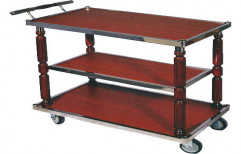 Restaurant Carts by Sanipure Water Systems