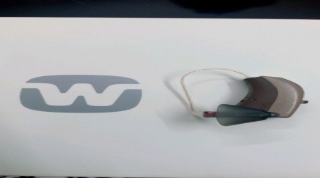 RIC Hearing Aid by Vedic Hearing And Speech Center