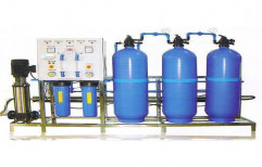 RO Plant by Sanipure Water Systems