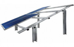Solar Panel Mounting Structure by Sunrise Technology