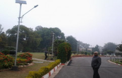 Solar Street Light by Radha Energy Cell
