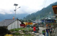 Solar Street Lightning by Radha Energy Cell