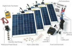 Solar System Kit by Radha Energy Cell