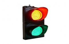 Solar Traffic Signal Light by Mss Technology