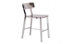 Stainless Steel Chair by Sanipure Water Systems
