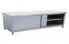 Stainless Steel Work Table by Sanipure Water Systems