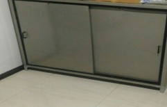 Storage Metal Cabinet by Stamptek CNC Fabrication Private Limited