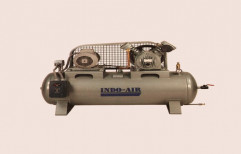 Two Stage Air Compressors by Hind Pneumatics
