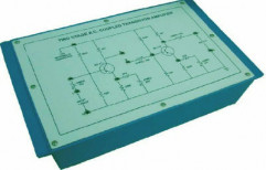 Two Stage R C Coupled Transistor Amplifier by Advanced Technocracy Inc.