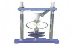 Unconfined Compression Tester Proving Ring Type by Advanced Technocracy Inc.