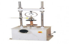 Unconfined Compression Tester Proving Ring Type (Motorised) by Advanced Technocracy Inc.