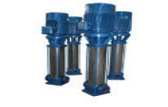Vertical Centrifugal Pump by Flowguards
