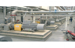 Water Treatment Plant Pump by Sunshine Engineering