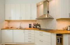 White Wall Kitchen Chimney by Elements