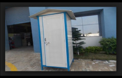 Workers Toilet by Anchor Container Services Private Limited