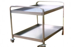 2 tier Trolley by Sanipure Water Systems