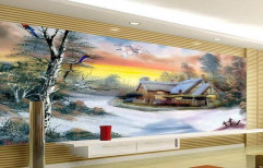 3D Painting Services by S. R. Ceiling Solution & Interiors
