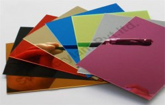 Acrylic Mirror Sheets by Sun Acrylam Private Limited