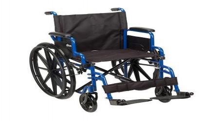 Armrest Manual Wheel Chair by Jeegar Enterprises