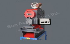 Automatic Switch Board Cutting Machine by Sun Acrylam Private Limited