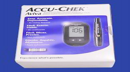 Blood Glucose Monitors by Ronak International