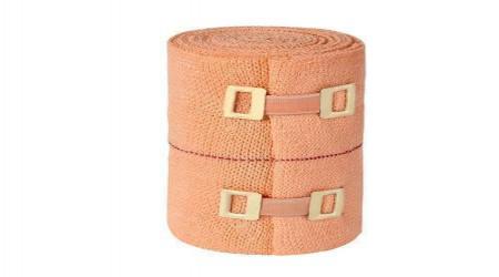 BP Cotton Crepe Bandage by S. R. Diagnostic