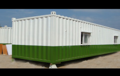 Bunk Office Project by Anchor Container Services Private Limited