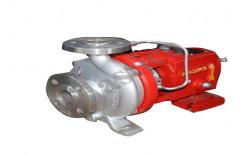Chemical Pump by Plastico Pumps