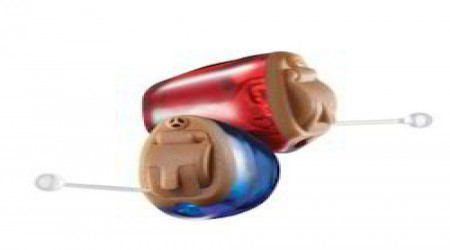 CIC Hearing Aid by Micro Hearing Aids