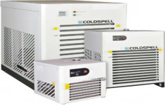 Cold Spell Refrigeration Compressed Air Dryers TRIDENT by Hind Pneumatics