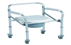 Commode Chair by Ambica Surgicare