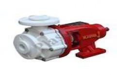 Corrosion Resistant PP Pump by Plastico Pumps