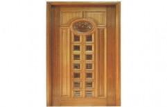 Decorative Wooden Door by Nidhi Enterprises