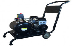 Dental Trolley Type Oil Free Air Compressor by Starq Retails