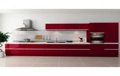 Designer Modular Kitchen by B2B Interiors