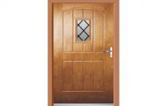 Designer Wooden Door by Om Sai Plywood & Hardware