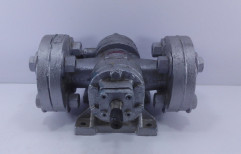 Double Helical Gear Pumps by Mach Power Point Pumps India Private Limited